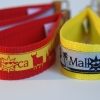 """Webband """"Mallorca"""" - Schlüsselband"""