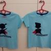 "Shirt ""Supergirl / Superboy"""
