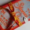 Papierzuschnitte / Ausschnitt aus Pappier - Bastelvorlage für ein Fotobuch/-kasten