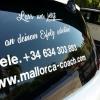 Heckscheibe - mallorca-coach.com